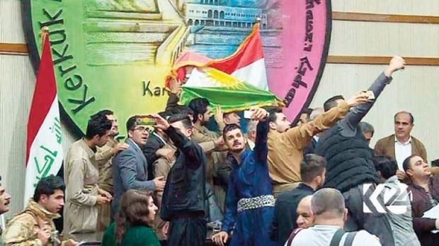 Türkmen Cephesi lideri açıkladı: Kerkük'te silahlar konuşur