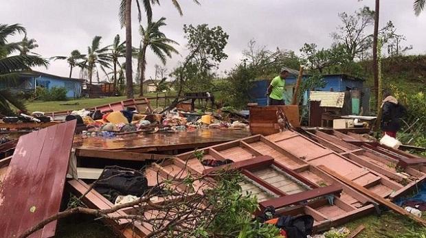 Matthew Kasırgasında ölü sayısı 264'e yükseldi