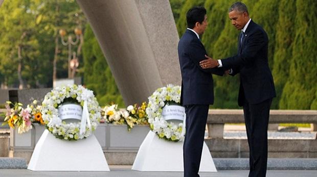 "Obama'dan Hiroşima'ya ""özürsüz"" ziyaret"
