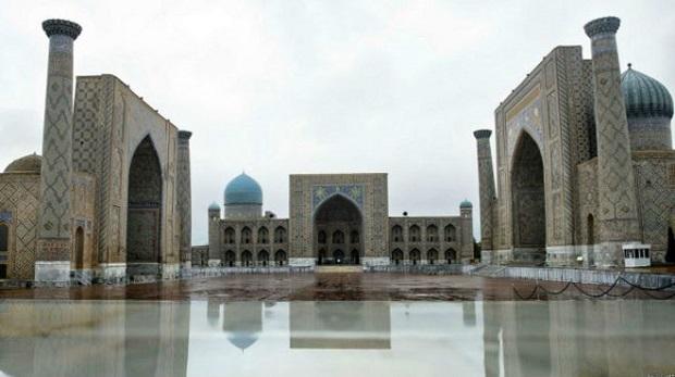 Timurlenk'in başkenti: Semerkant
