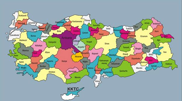 Türkiye'nin ovaları nelerdir?
