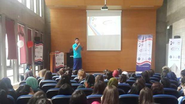 Bayr-AK'tan öğrencilere afet eğitimi