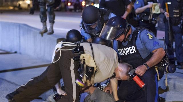 ABD polisinden vahşet 16 ayda bin 500 ölü