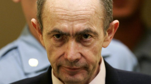 Soykırım suçlusu Sırp generalin cezası onaylandı