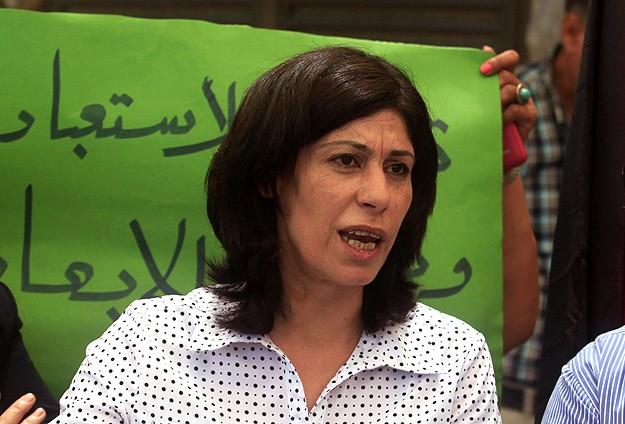 Filistinli milletvekili Cerrar gözaltında