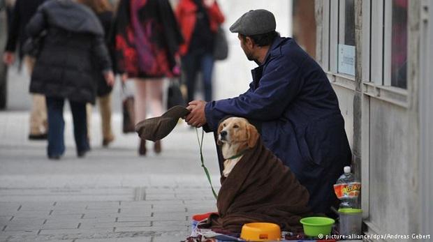 Almanya'da yoksulların sayısı artıyor