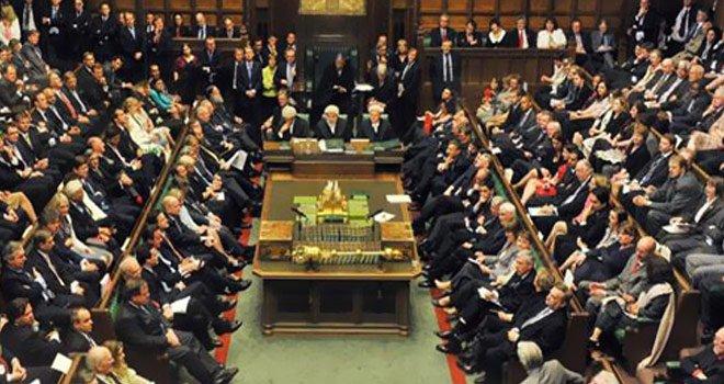 """İngiliz parlamentosu """"Filistin Devleti""""ni oyluyor"""