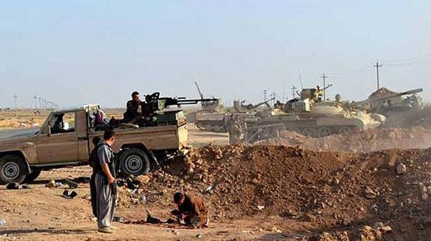 IŞİD'in kontrolündeki 10 köy geri alındı