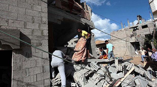 İstatistik değil insan: Gazze'de ölü sayısı 306
