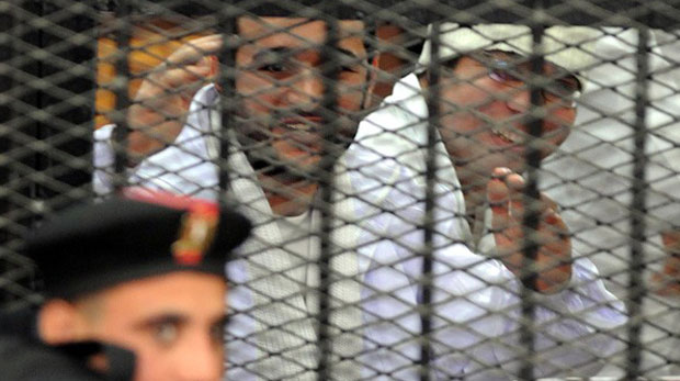 Mısır'da 683 kişiye daha idam kararı!