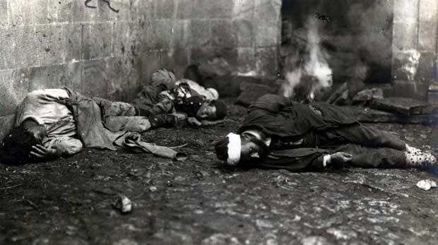 Hocalı katliamını 22. yıldönümü