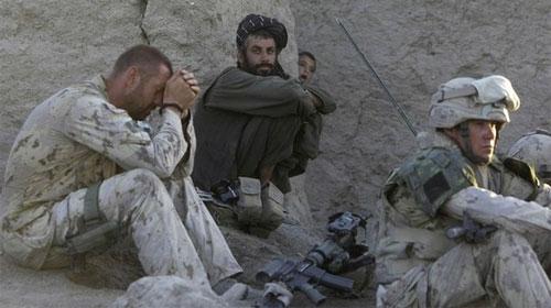 Ladin Sonrası ABD Afganistan'dan Kaçıyor