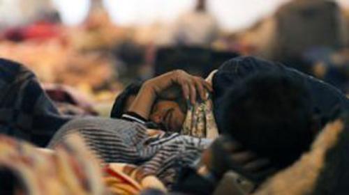 Suriye'de İnsani Durum Kötüleşiyor