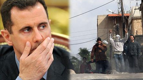 Deraa'da Kıvılcımı Kim Çaktı?