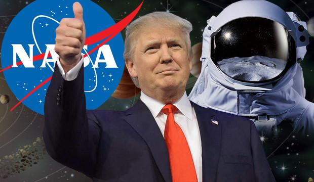 NASA'dan kritik karar! Trump tepki gösterdi
