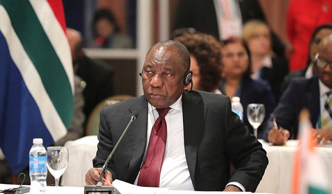 Güney Afrika, İsrail ile diplomatik ilişkilerinin seviyesini düşürecek