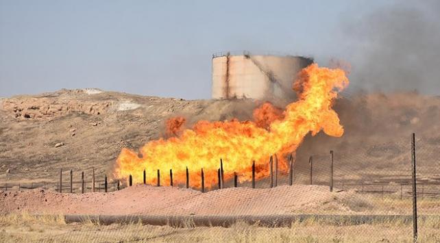 Kerkük'te atıl petrol boru hattına DEAŞ saldırısı