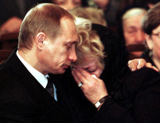 Putin'in ağladığı gün