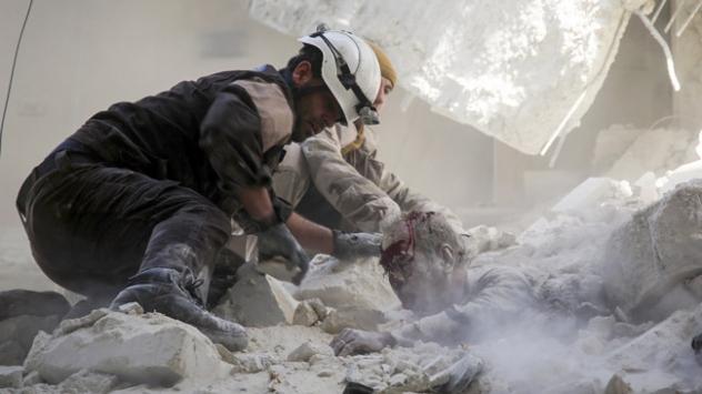 Suriye Raporu: 104 bin kişi işkence ile öldürüldü