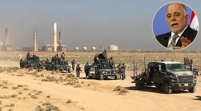 Irak Başbakanı İbadi'den Peşmergeye çağrı