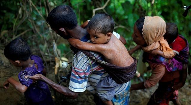 İsrail'den Myanmar'a silah akıyor