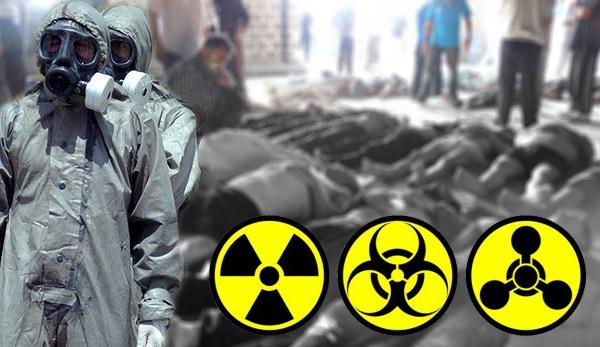 Şam'da 'çatışmasızlık bölgesi'ne zehirli gazla saldırı iddiası