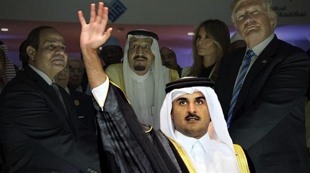Katar, ablukacı ülkeleri şikayet etti