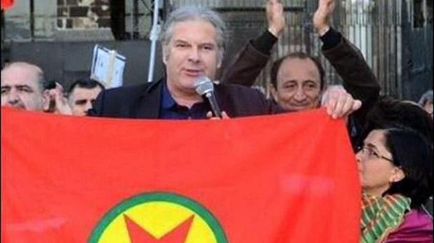 AGİT ve AKPM gözlemcileri PKK gösterilerine katılmış