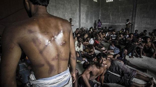 'Rohingya Müslümanlarını kurtarın' çağrısı