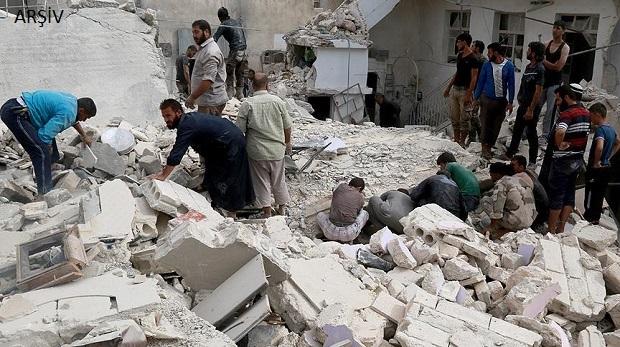 Rusya: Türkiye ile Suriye genelinde ateşkes için çalışacağız