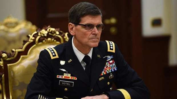 ABD'li general Votel: Türkiye olmadan yapamazdık