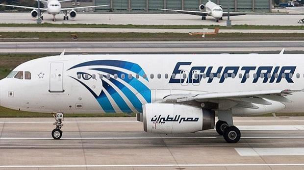 Mısır uçağının düştüğü kesinleşti