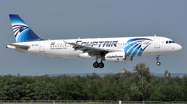 Mısır yolcu uçağı kaçırıldı
