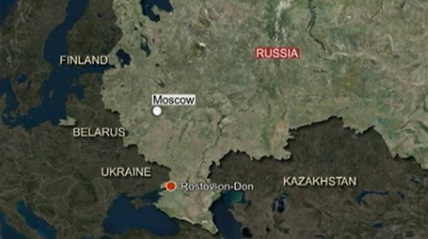 Rusya'da yolcu uçağı düştü: En az 61 ölü