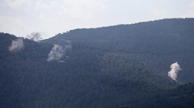 Türkmen birlikler Kızıldağ için saldırıya geçti