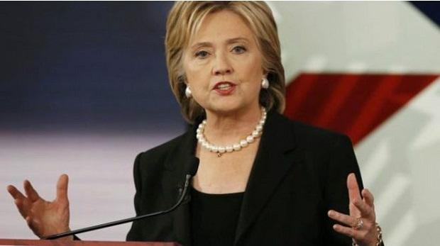 Clinton: Suriye'de güvenli bölge oluşturulmalı