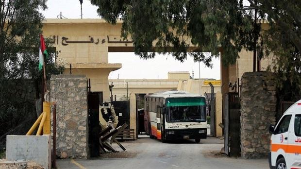 Mısır, Refah Sınır Kapısı'nı açtı