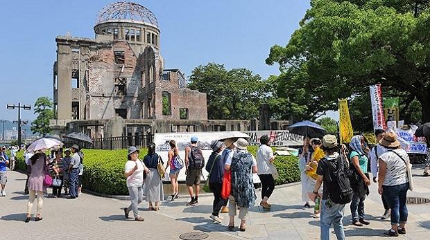 Bugün Hiroşima'nın yıldönümü…