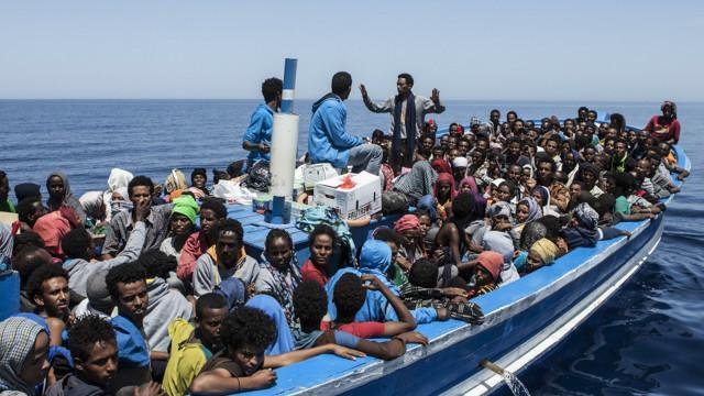 İstenirse oluyormuş! 6 bin göçmen kurtarıldı