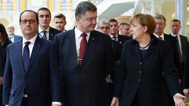 Minsk'ten Ukrayna'da ateşkes kararı
