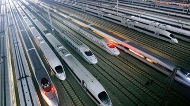 Çin'den İpekyolu'na 150 milyar dolar