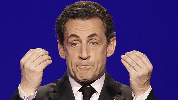 Sarkozy'ye ikinci dinleme şoku