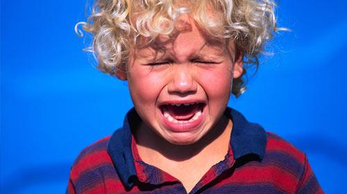 Çocuklar Neden Ağlarlar?