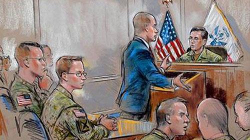 WikiLeaks'ten yargılanıyor