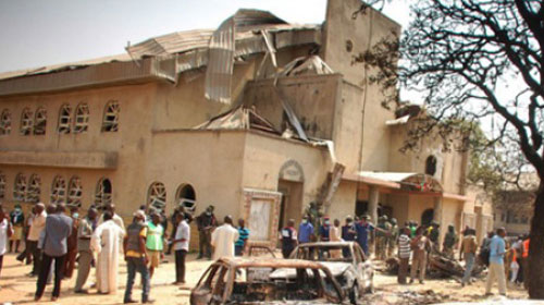 Nijerya'da İslamcı militanlara operasyon