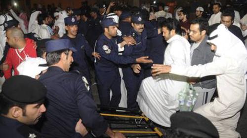 Arap Baharı Kuveyt'te!
