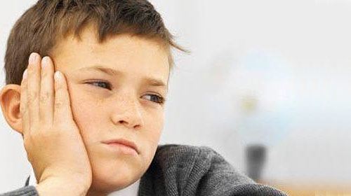 Çocuklar da Depresyona Girer