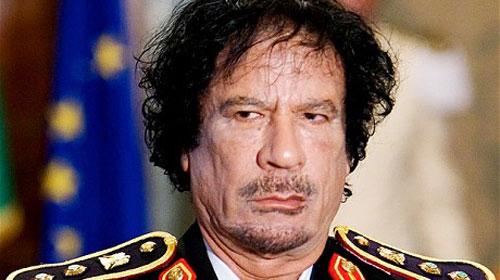 ABD Kaddafi'ye Tavsiye Vermiş