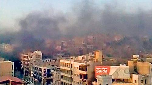 Esad Hama'yı Kana Buladı: 130 Ölü