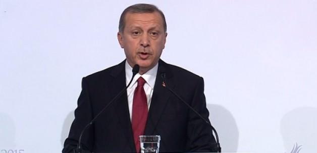 Erdoğan:Esed'in Suriye'de yeri yoktur